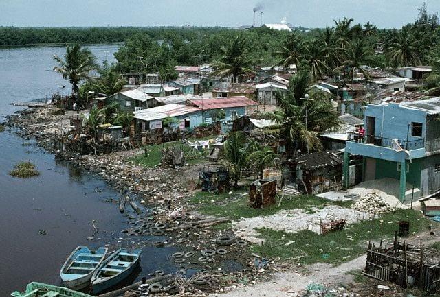 Dominican Republic Slum Housing