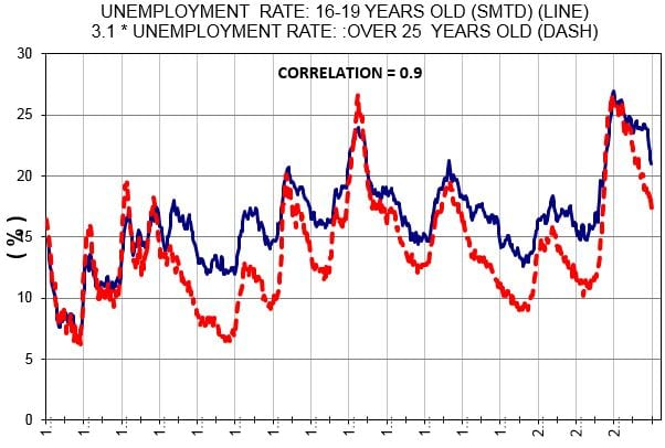 minimum wages effect youth unemployment Minimum wage on current and future employment citing relevant examples of the   allowance for the high youth unemployment by implementing a youth sub-.
