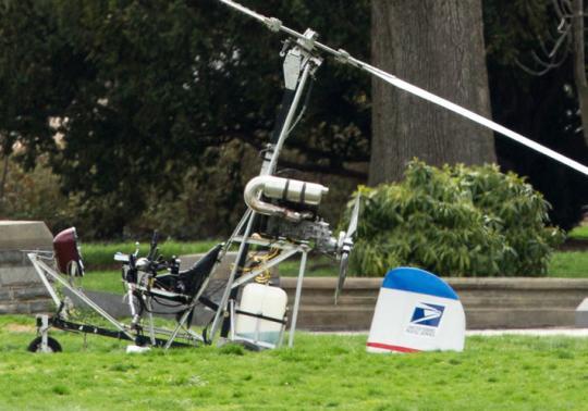 Ruskins Gyrocopter