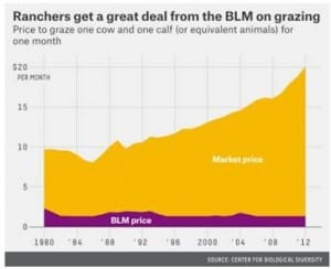 Ranchers Grazing on BLM administered Land