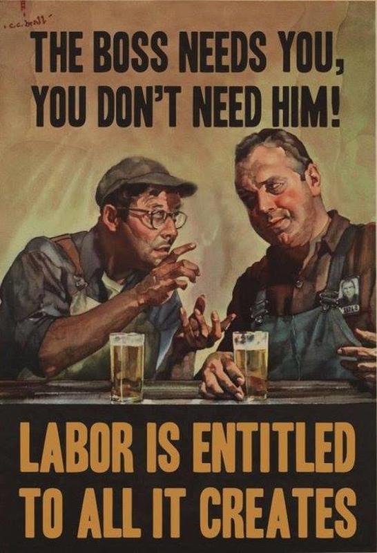 Labor's Burden